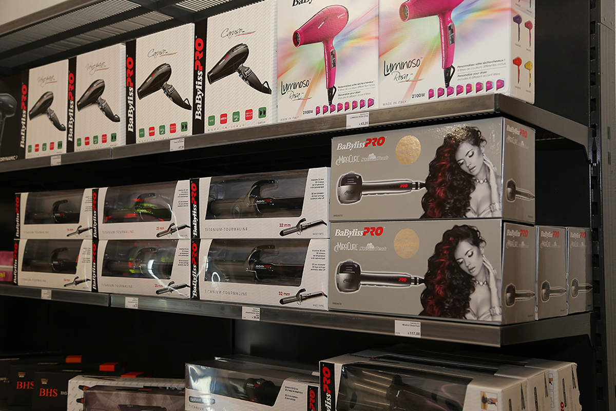 BaByliss Produktsortiment