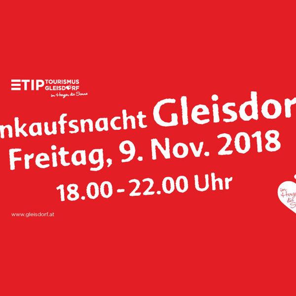 Einkaufsnacht Gleisdorf
